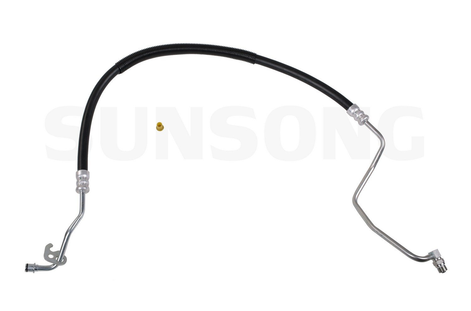 2005 Ford F-150 Power Steering Pressure Line Hose Assembly