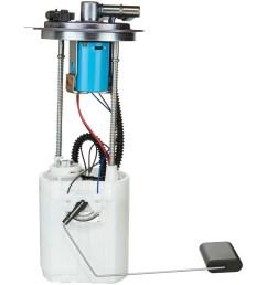 2006 hummer h3 fuel pump module assembly s9 sp6653m  [ 900 x 900 Pixel ]