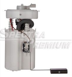 2003 chrysler pt cruiser fuel pump module assembly s9 sp7143m  [ 900 x 900 Pixel ]