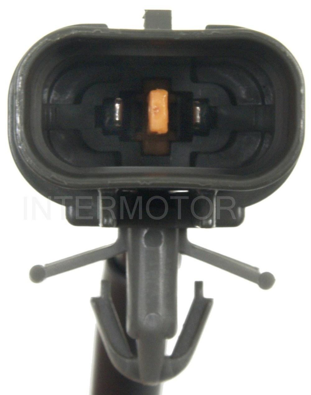 medium resolution of  2003 mitsubishi eclipse abs wheel speed sensor si als1198