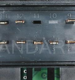 2008 jeep wrangler door window switch si dws 624  [ 1500 x 790 Pixel ]
