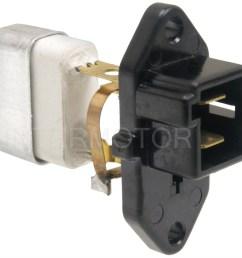 1998 toyota avalon hvac blower motor resistor si ru 233  [ 1500 x 1423 Pixel ]