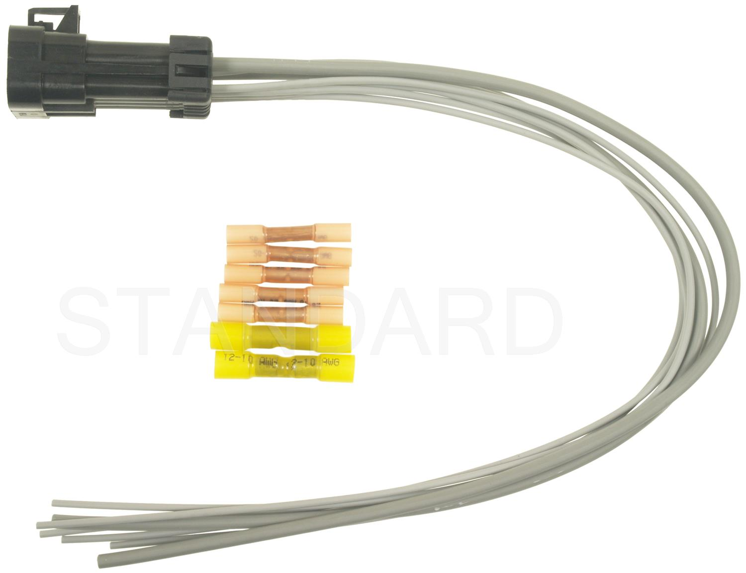 hight resolution of  2000 cadillac deville body wiring harness connector si s 1131