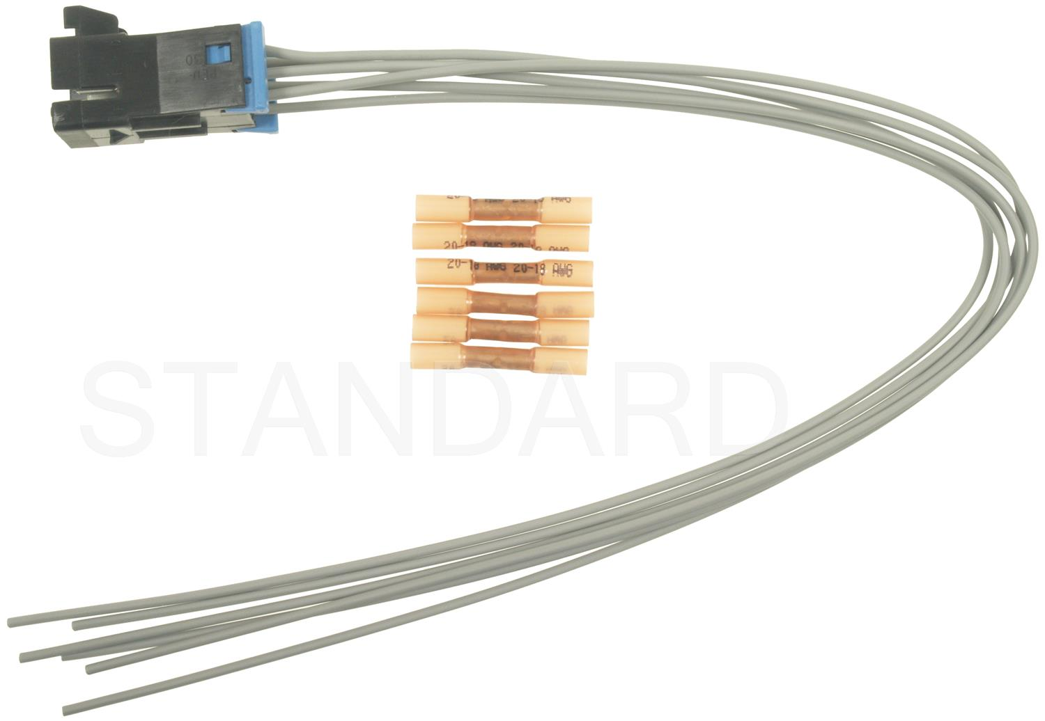 hight resolution of  2005 gmc envoy xl body wiring harness connector si s 1200