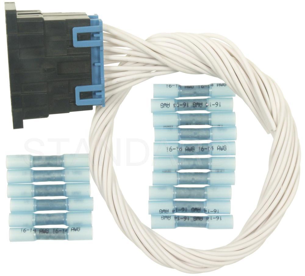 medium resolution of  2001 oldsmobile aurora body wiring harness connector si s 1231