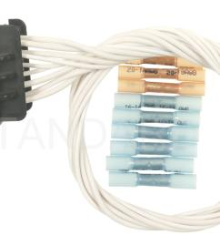 2005 gmc envoy xl body wiring harness connector si s 1405  [ 1500 x 1020 Pixel ]