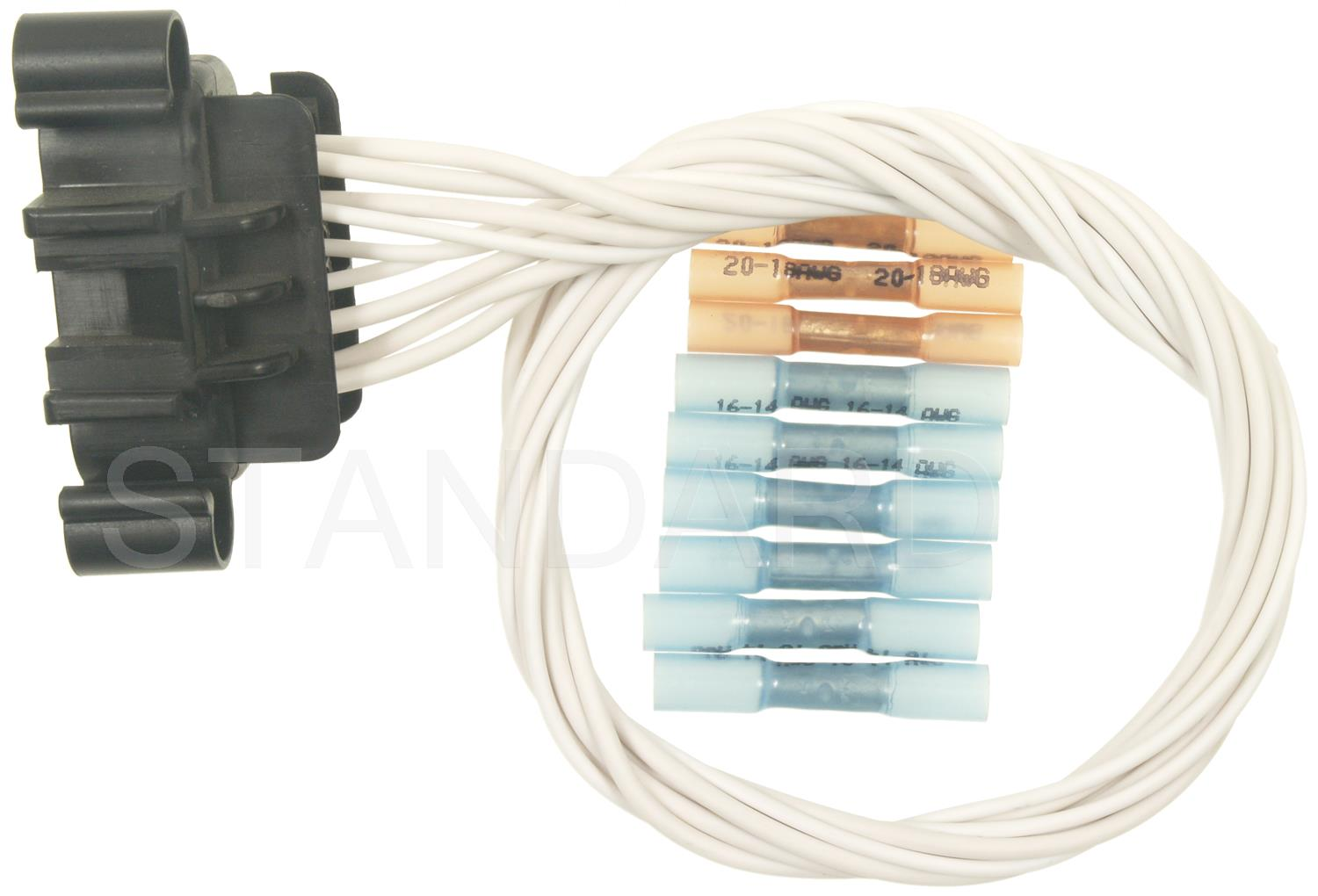 hight resolution of  2005 gmc envoy xl body wiring harness connector si s 1405