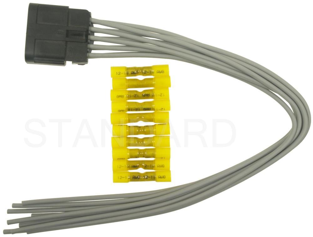 medium resolution of  2005 gmc envoy xl body wiring harness connector si s 1500
