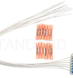 2003 hummer h2 body wiring harness connector si s 1815  [ 1500 x 992 Pixel ]