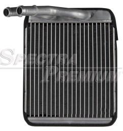 1998 lincoln town car hvac heater core sq 93005 [ 900 x 900 Pixel ]