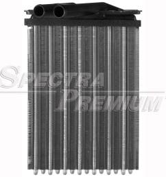2002 chrysler 300m hvac heater core sq 93018 [ 900 x 900 Pixel ]