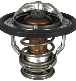 1999 mitsubishi galant engine coolant thermostat st 48168 [ 1350 x 1339 Pixel ]