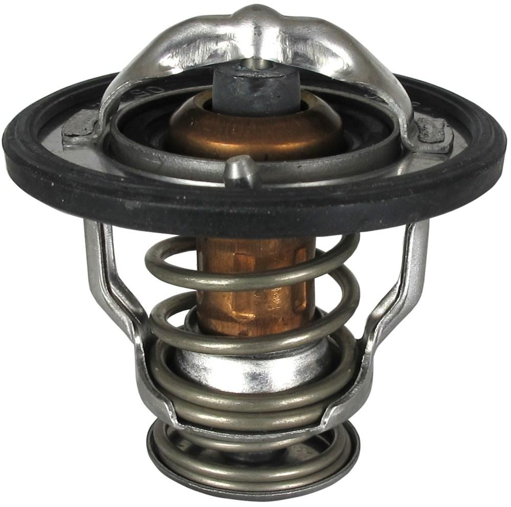medium resolution of 1999 mitsubishi galant engine coolant thermostat st 48168