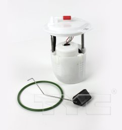 2012 dodge avenger fuel pump module assembly ty 150148 [ 1500 x 1500 Pixel ]