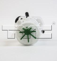 2000 saturn ls2 fuel pump module assembly ty 150152 [ 1500 x 1500 Pixel ]