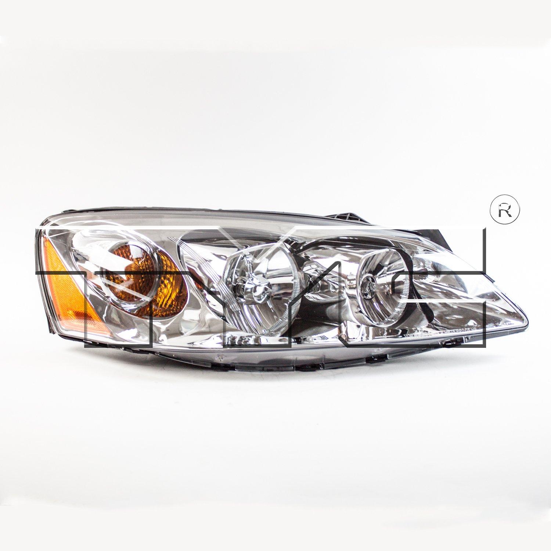 hight resolution of  2005 pontiac g6 headlight assembly ty 20 6677 00 1