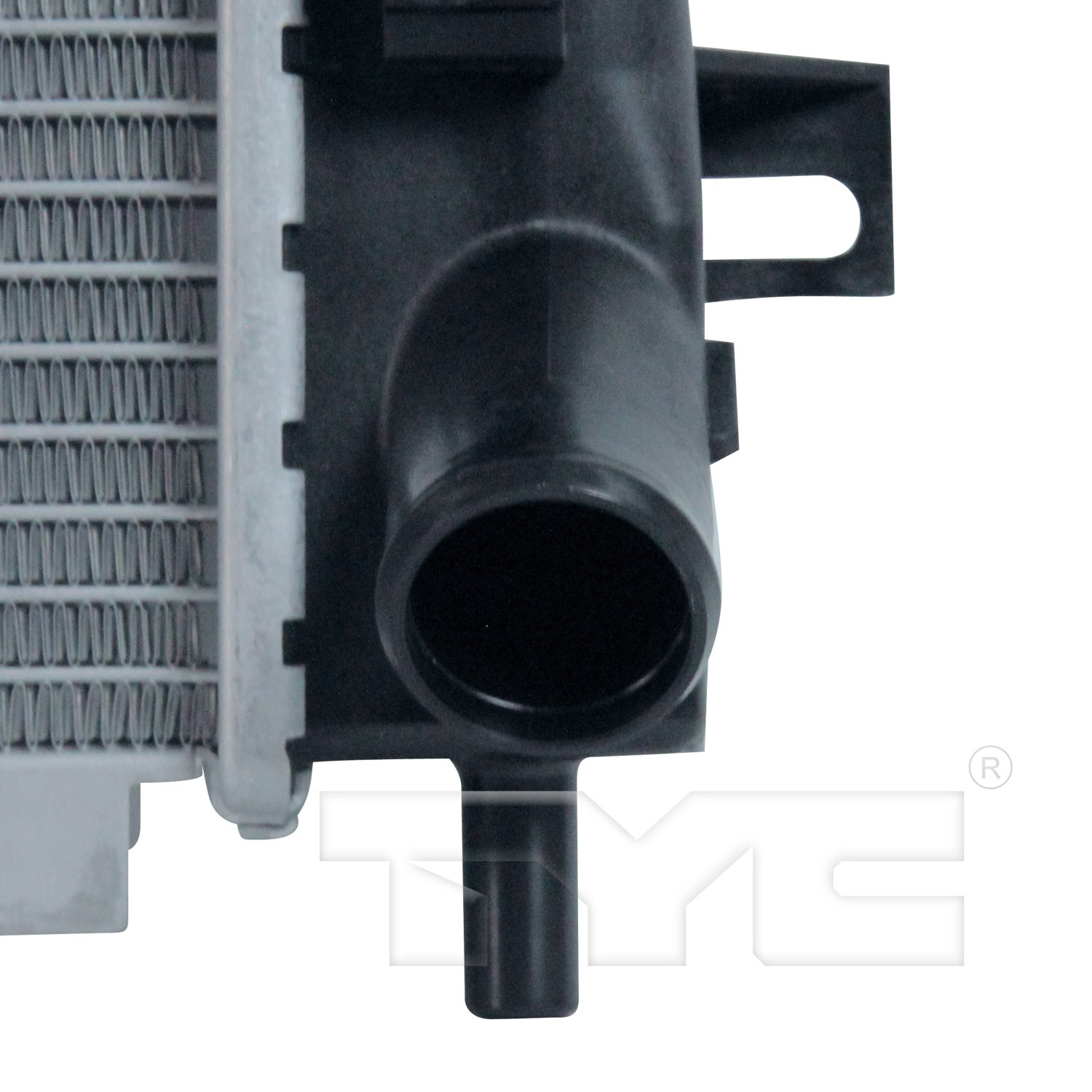 hight resolution of  1999 lincoln town car radiator ty 2157