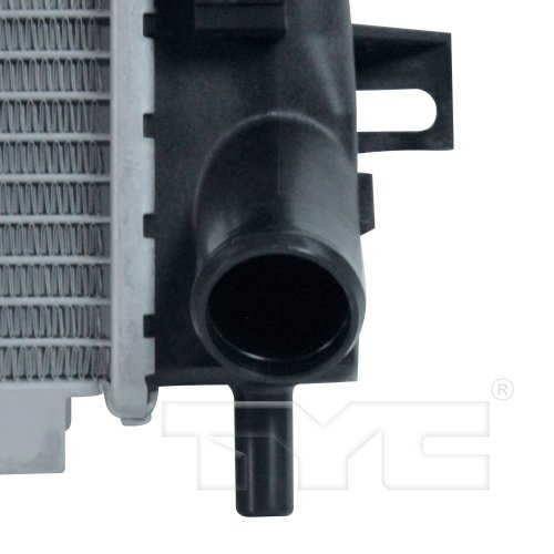 small resolution of  1999 lincoln town car radiator ty 2157