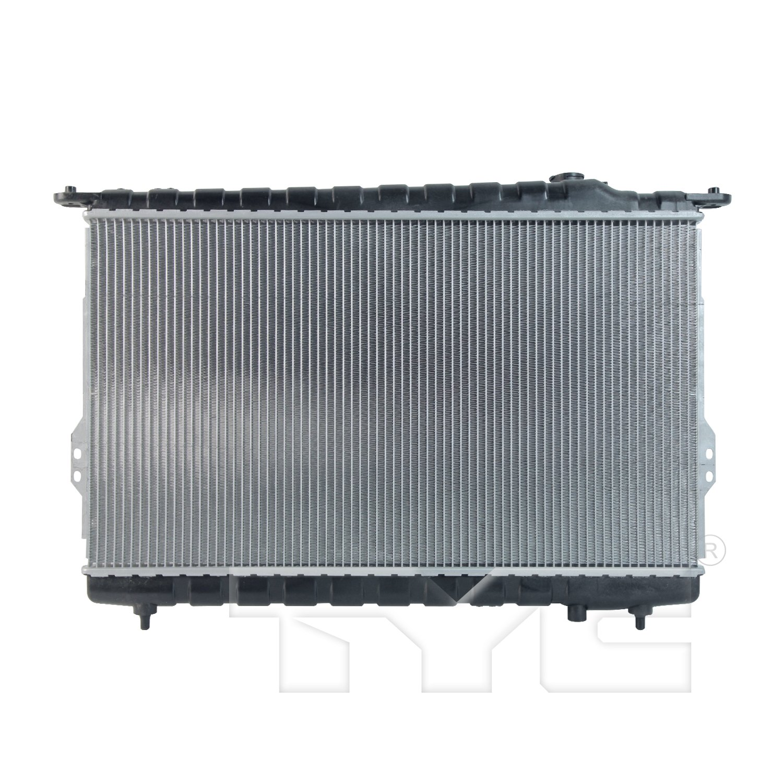 hight resolution of 2005 kia amanti radiator ty 2790