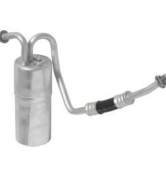 1998 nissan quest a c accumulator with hose assembly uc ha 9980c [ 1500 x 1500 Pixel ]