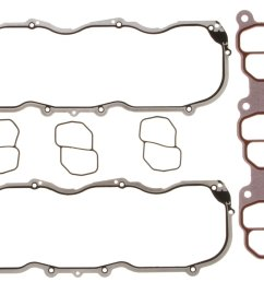 2000 ford ranger engine valve cover gasket set vg vs50209  [ 1500 x 963 Pixel ]