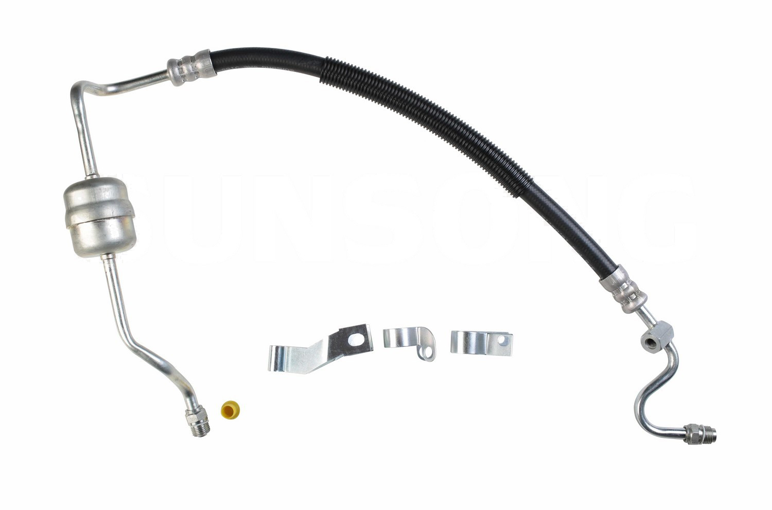 Ford Taurus Steering Pressure Line Hose Assembly