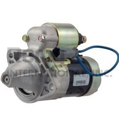 1997 nissan sentra starter motor wd 16895 [ 1500 x 1500 Pixel ]