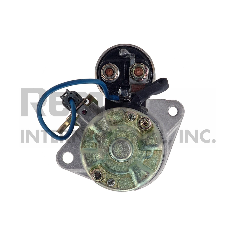 hight resolution of 1993 nissan sentra starter motor wd 16895