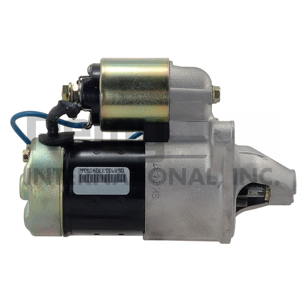 medium resolution of  1993 nissan sentra starter motor wd 16895