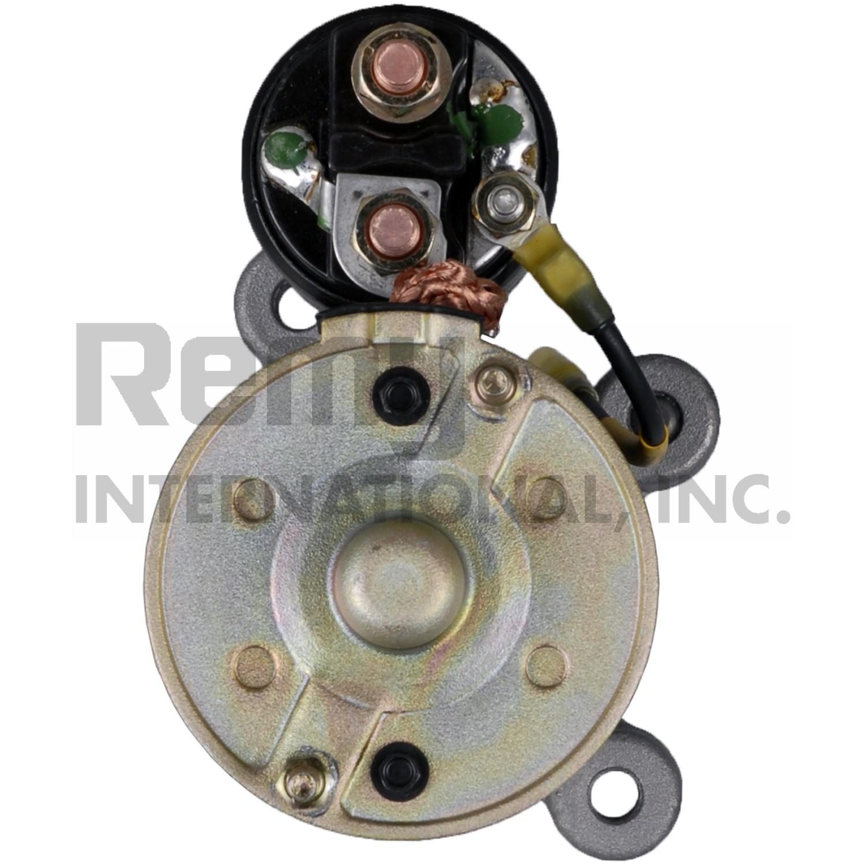 hight resolution of 1998 ford windstar starter motor wd 28668