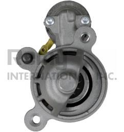 1998 ford windstar starter motor wd 28668  [ 1500 x 1500 Pixel ]