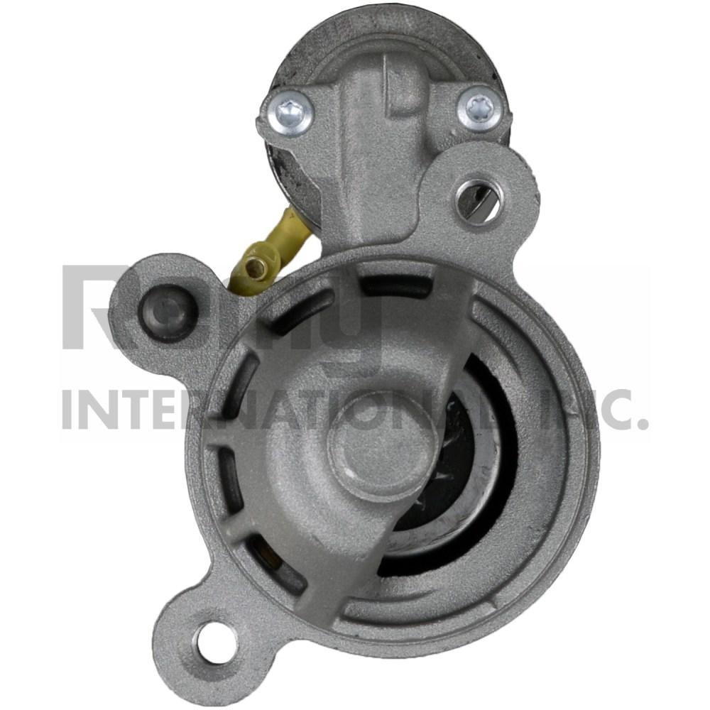 medium resolution of  1998 ford windstar starter motor wd 28668