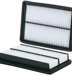 1996 mazda protege air filter wf 46105 [ 1698 x 1536 Pixel ]