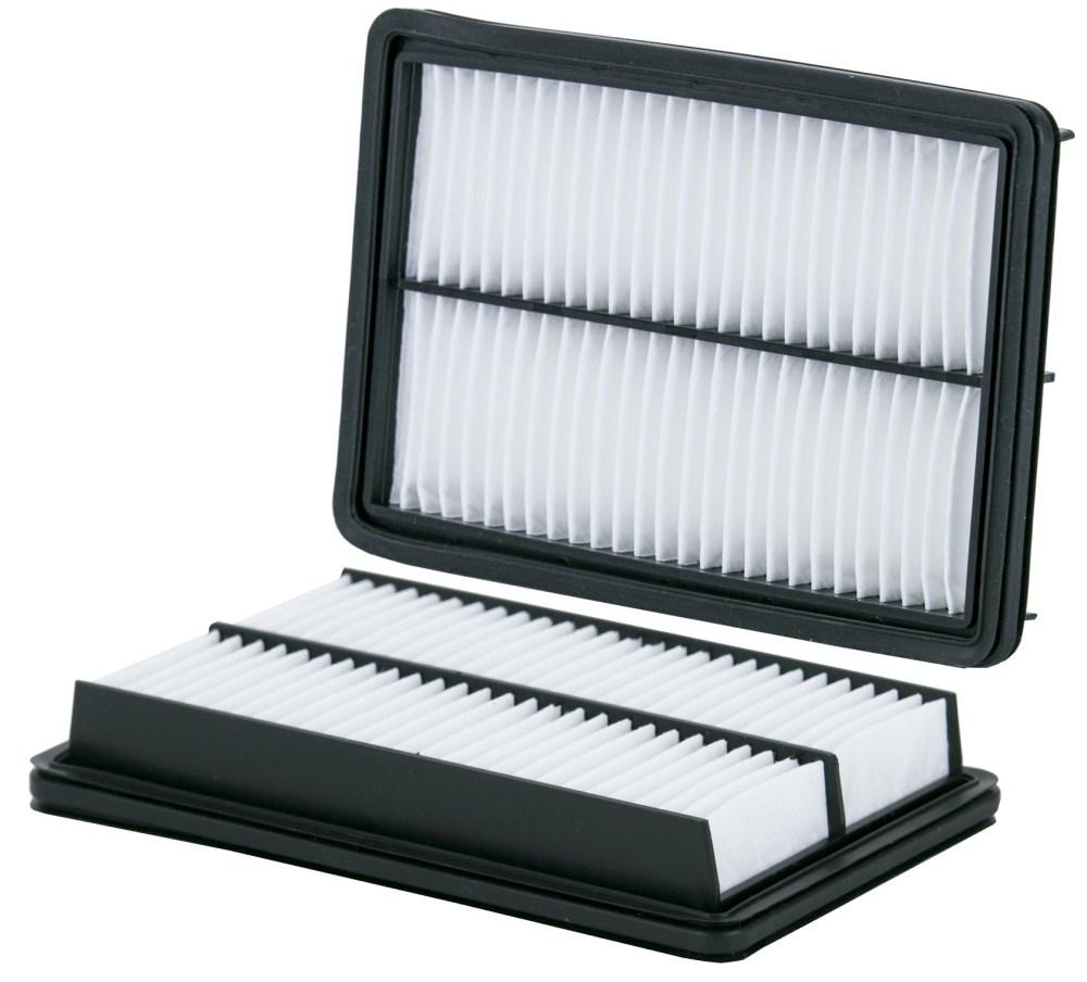 medium resolution of 1996 mazda protege air filter wf 46105