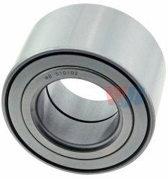 2011 mazda 6 wheel bearing wj wb510102 [ 1500 x 1500 Pixel ]