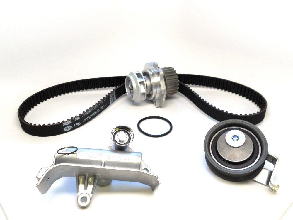 medium resolution of 2000 volkswagen passat engine timing belt kit with water pump zo tckwp306m