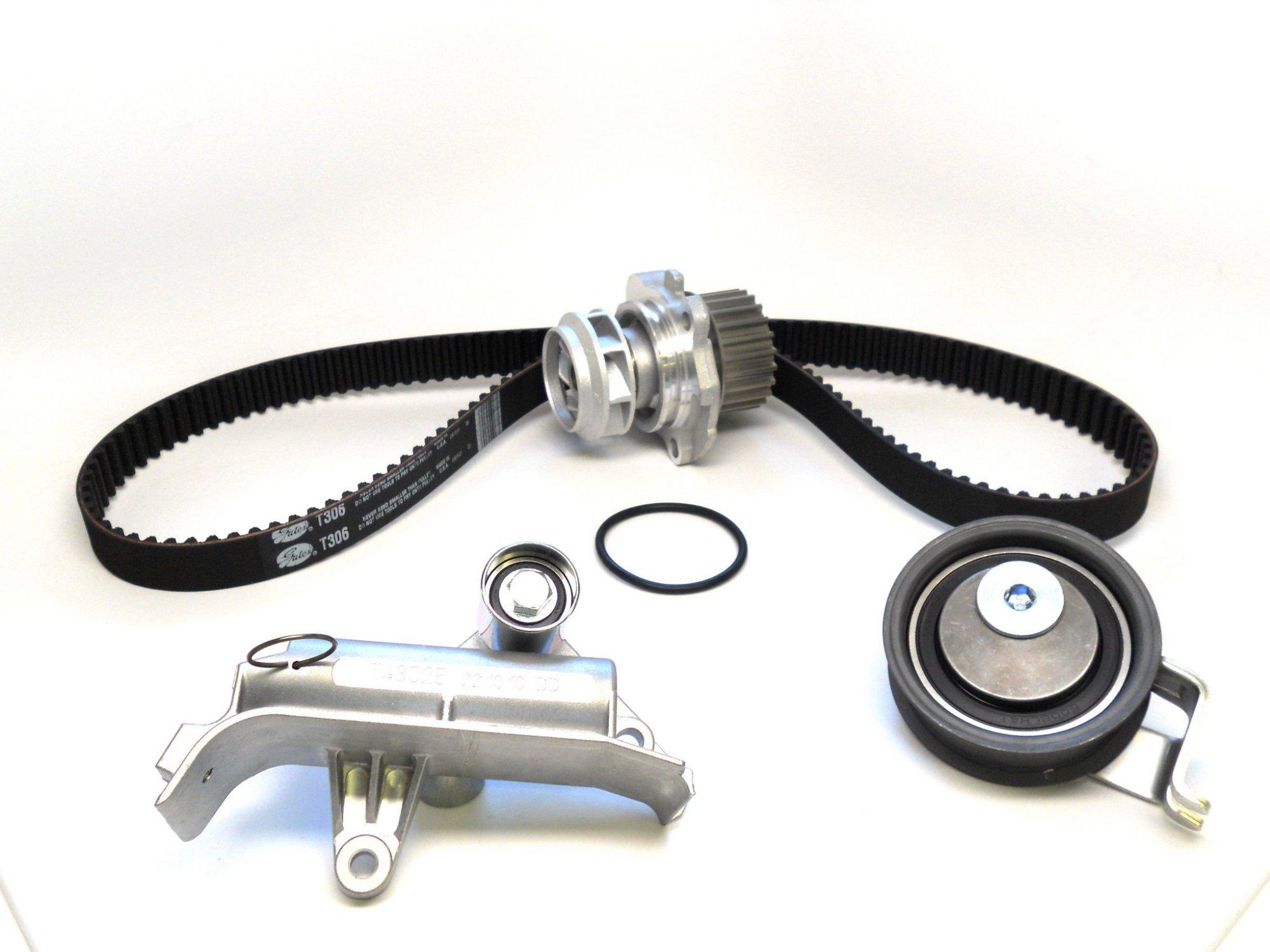 hight resolution of 2000 volkswagen passat engine timing belt kit with water pump zo tckwp306m
