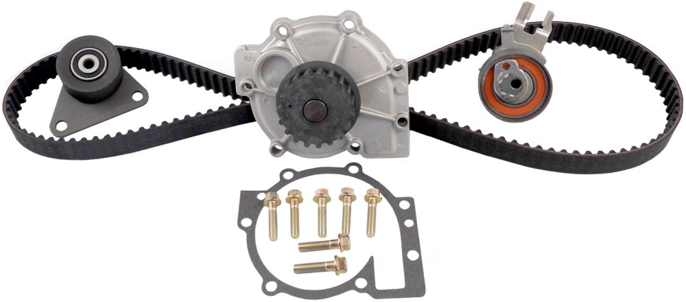 medium resolution of 2005 volvo s60 engine timing belt kit with water pump zo tckwp331a
