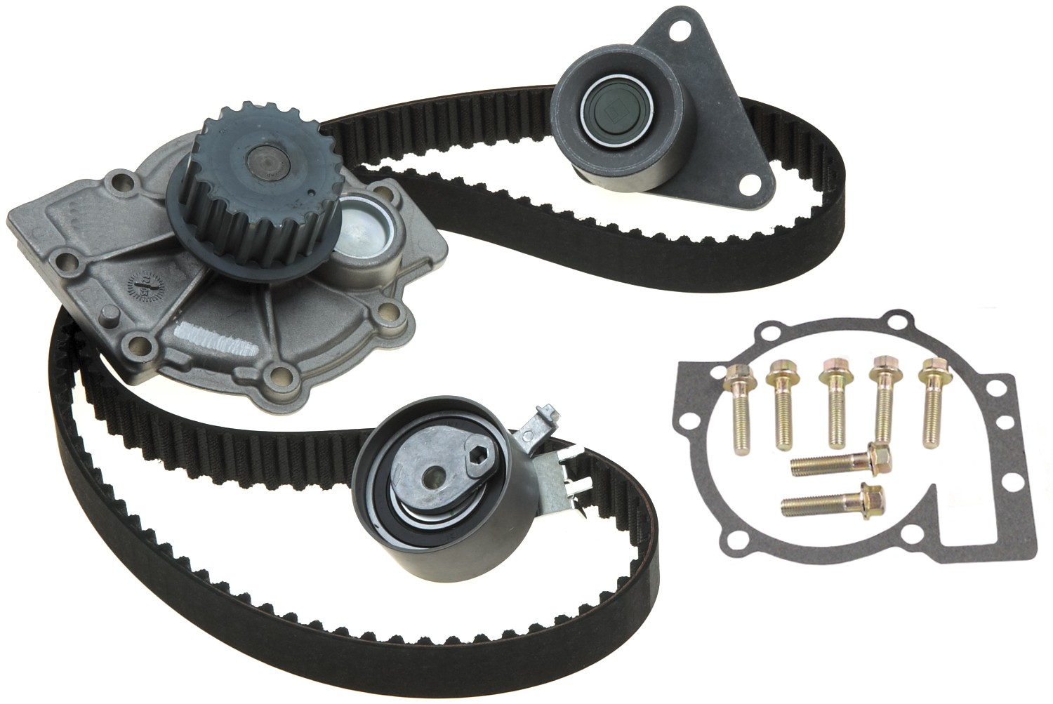 hight resolution of 2008 volvo s60 engine timing belt kit with water pump zo tckwp331