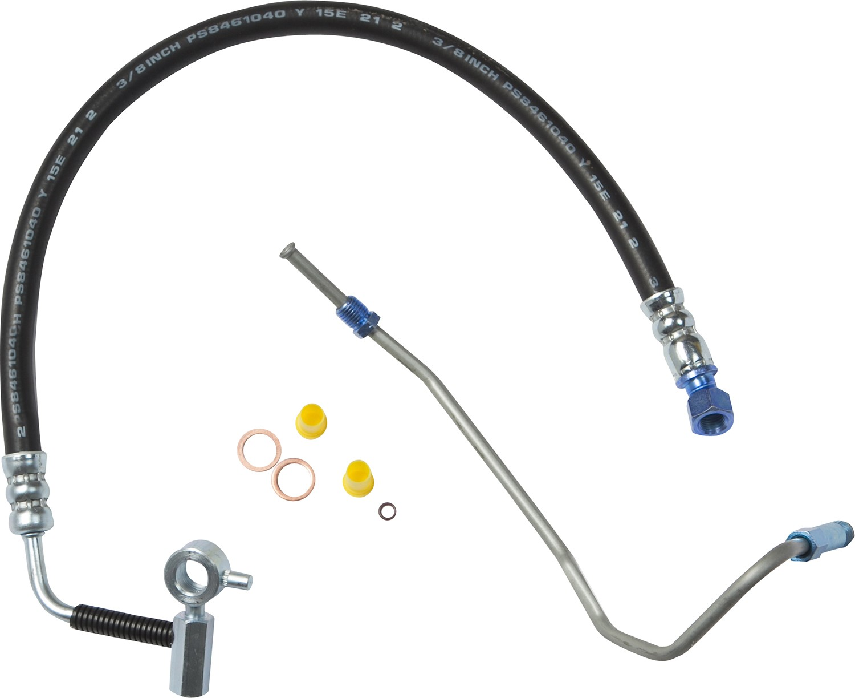 Nissan Armada Steering Pressure Line Hose Assembly