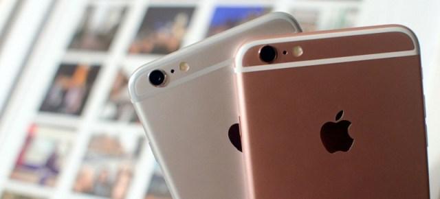 (3) Asus Zenfone 2 Laser ZE500KL VS Apple iPhone 6s -4