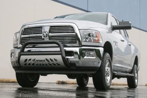 small resolution of 2011 ram 2500 aries bull bars for trucks