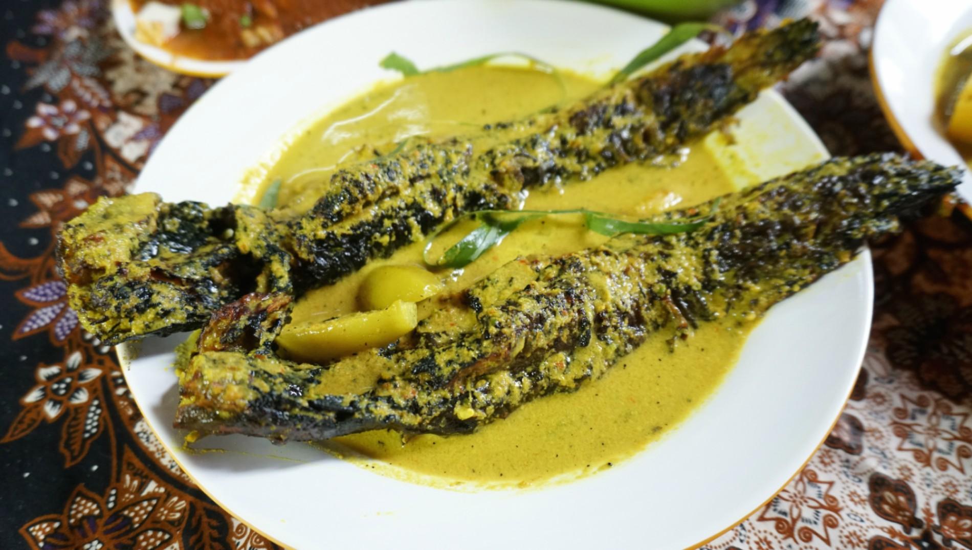 Resepi Gulai Lemak Ikan Keli Salai