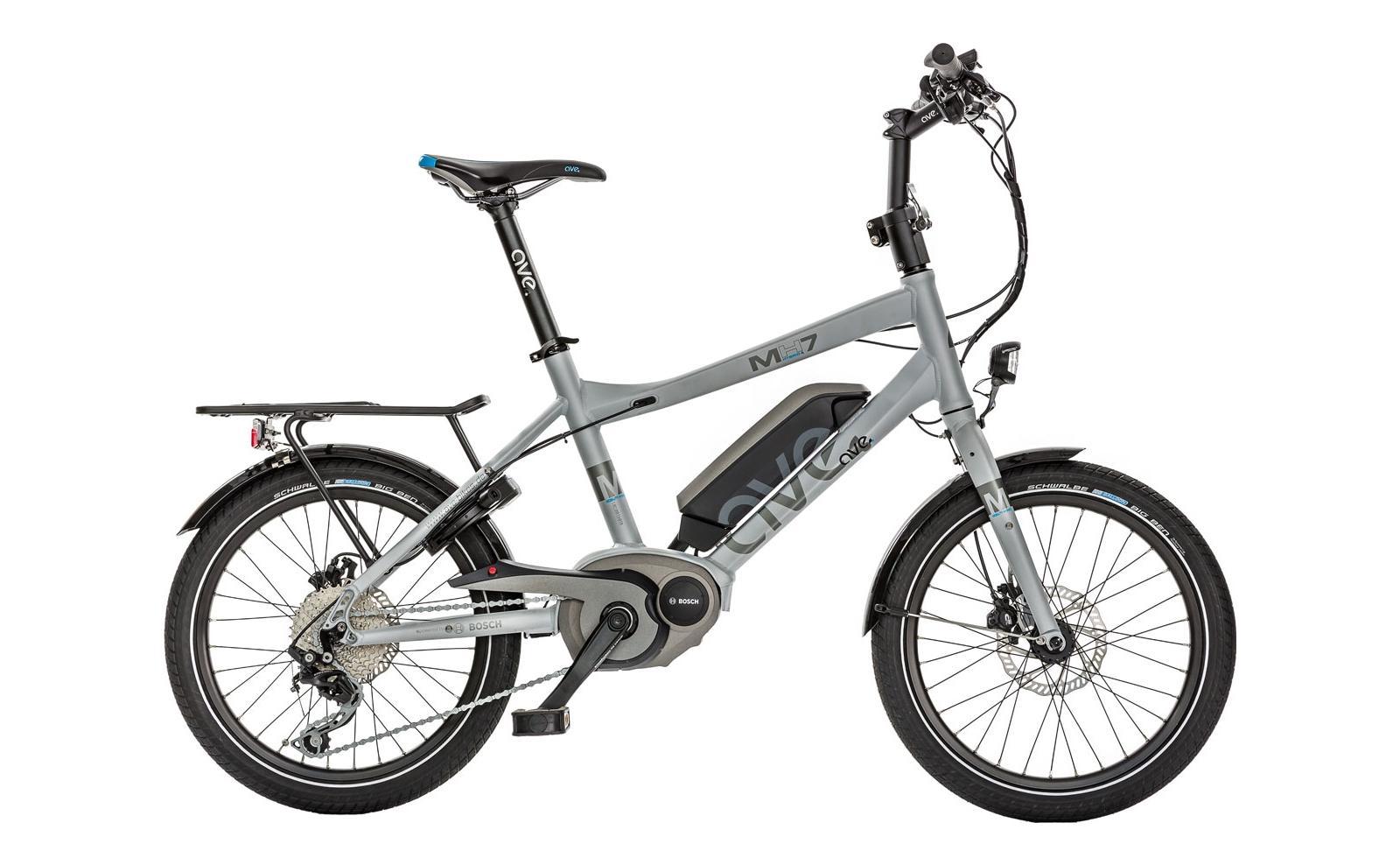 Ave Kompakt MH7 E-Bike 2015