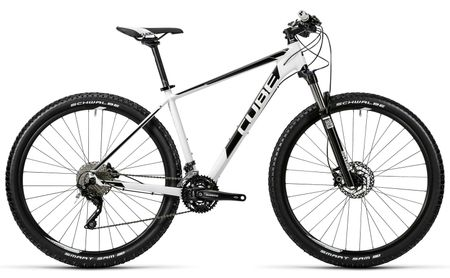 Cube Attention white n black MTB Hardtail 2016