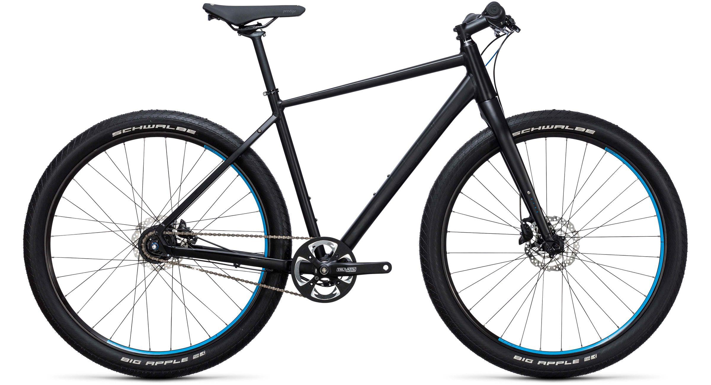 Cube Hyde Pro black n blue Trekkingräder Crossrad Damen 2017