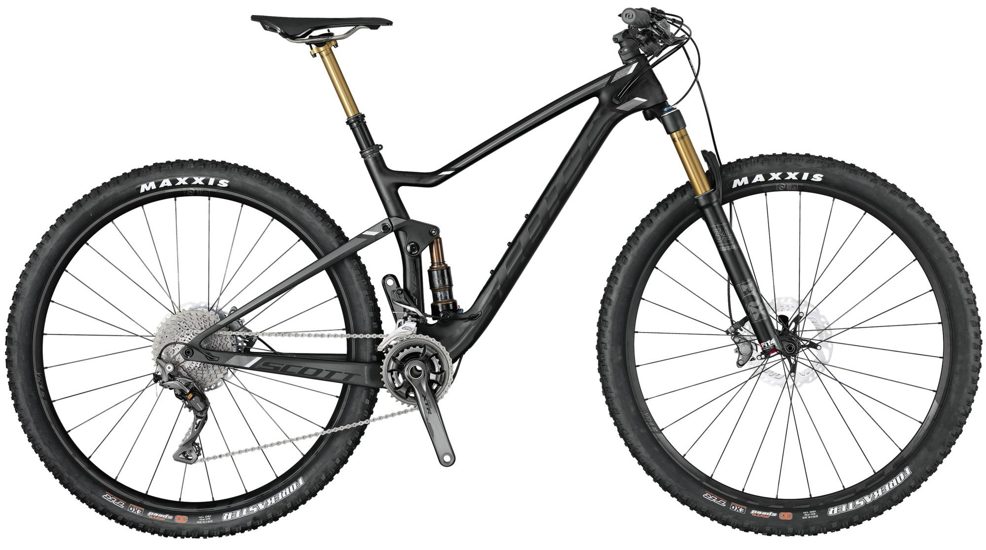 Scott Spark 900 Premium Fully MTB 2017