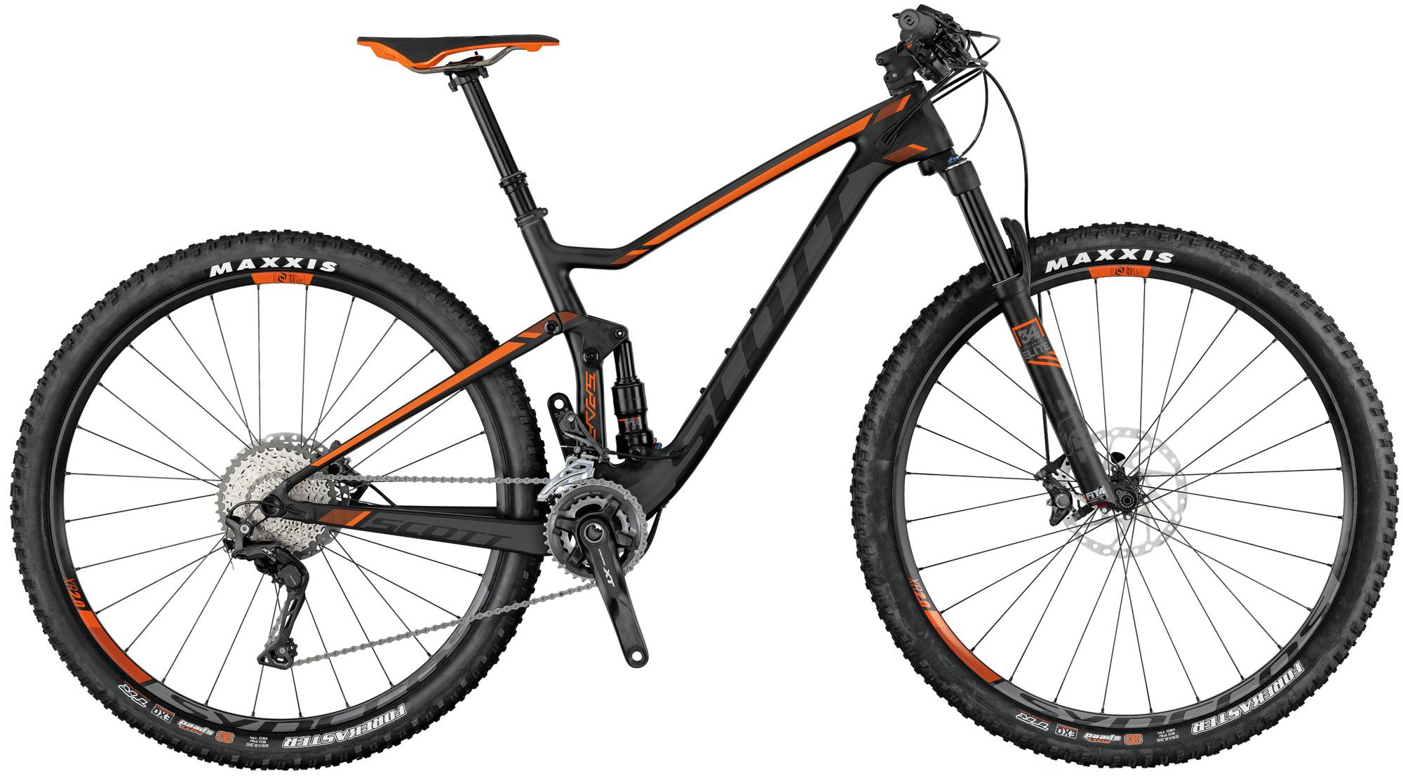 Scott Spark 910 Fully MTB 2017