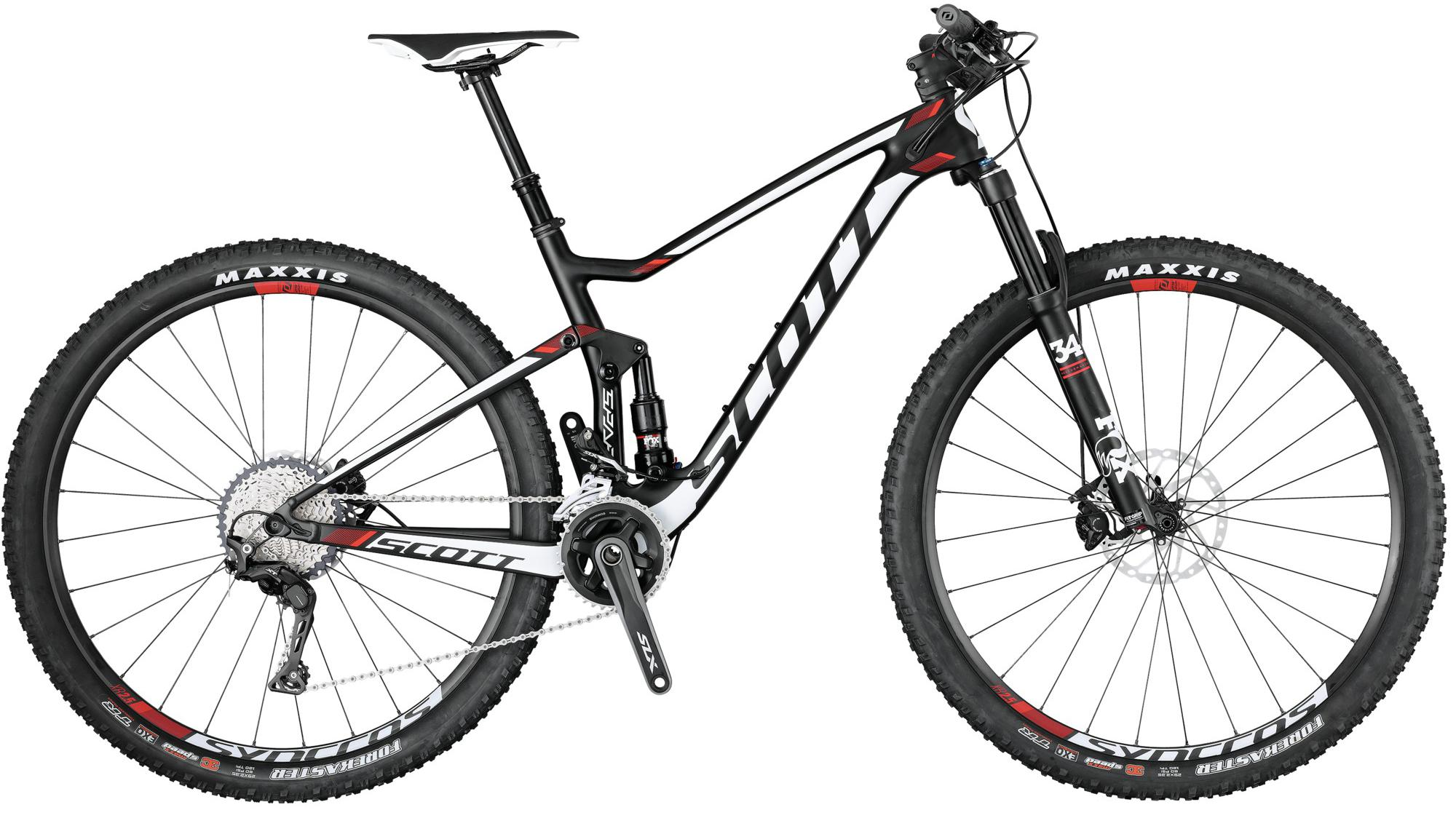 Scott Spark 920 Fully MTB 2017