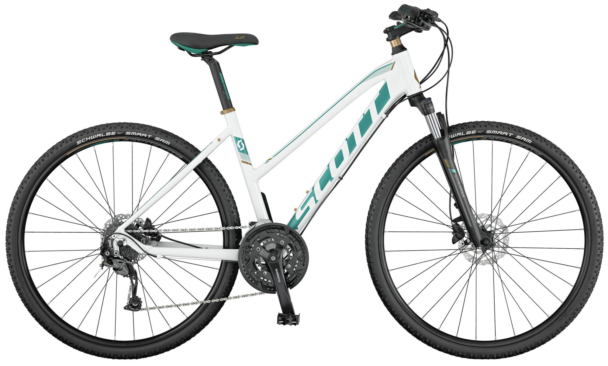 Scott Sub Cross 30 Lady City Bikes / Fitnessräder 2017